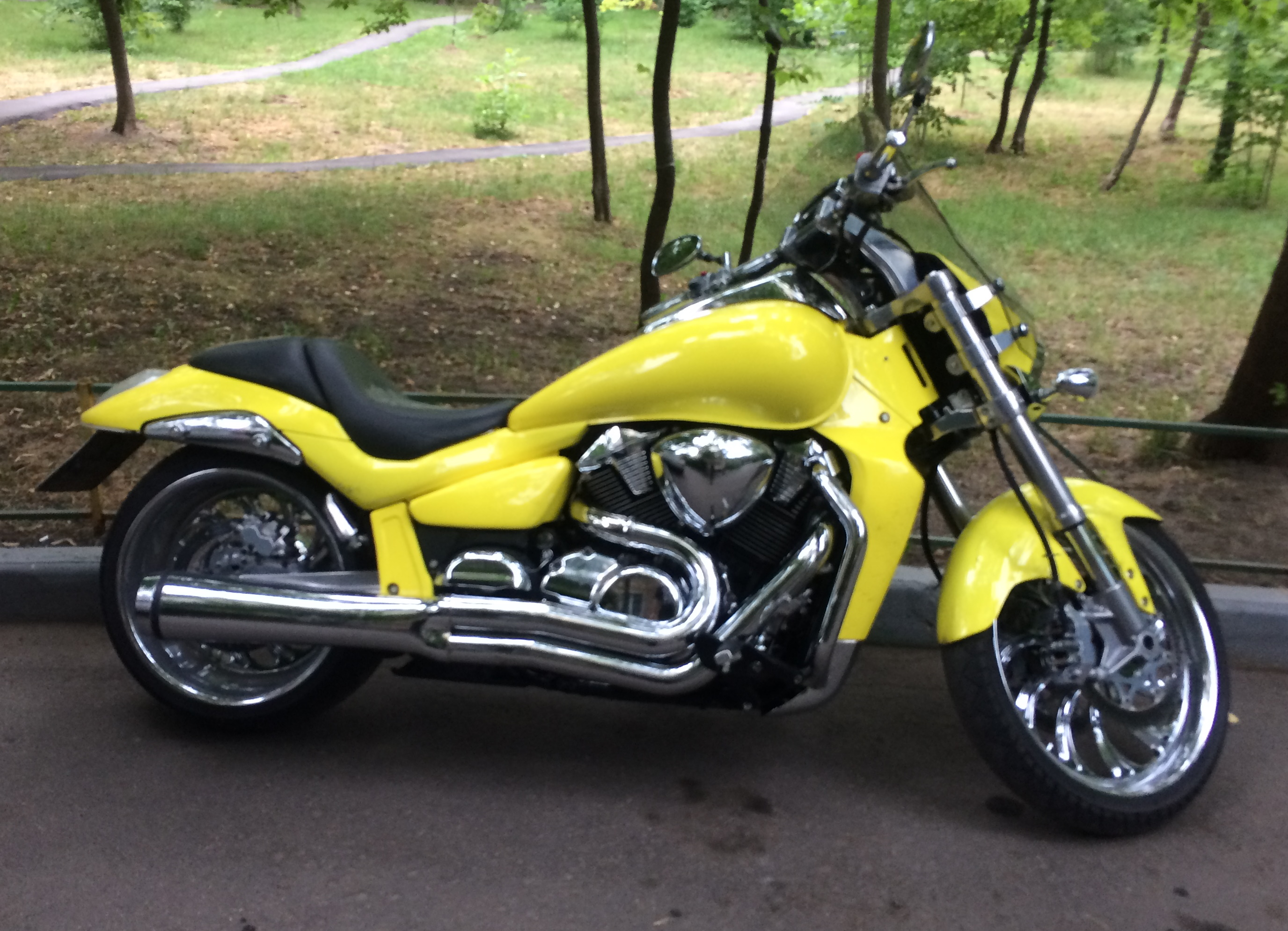 Мотоцикл категории А